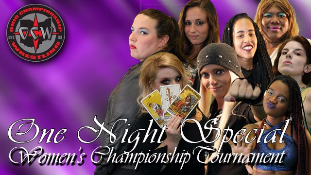 OCW One Night Special: Women's Championship Tournament