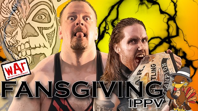 WAR Wrestling's Fansgiving 2017