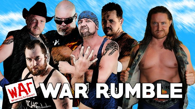 WAR RUMBLE