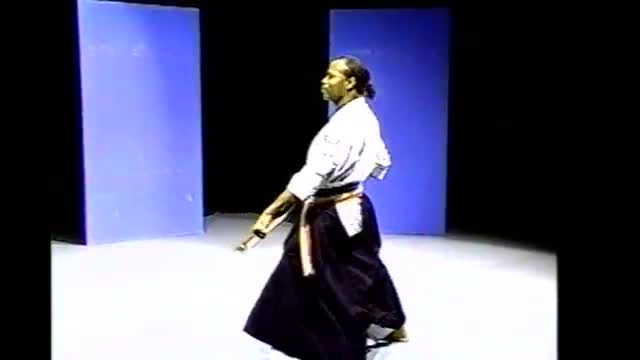 Okinawa Kenpo Intermediate Analysis and Bunkai
