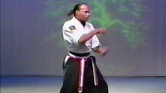 Okinawa Kenpo Masters Reference