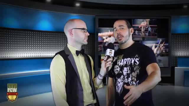 Matt Hardy Comes To PCW