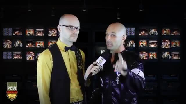 Christopher Daniels discusses his 6  way