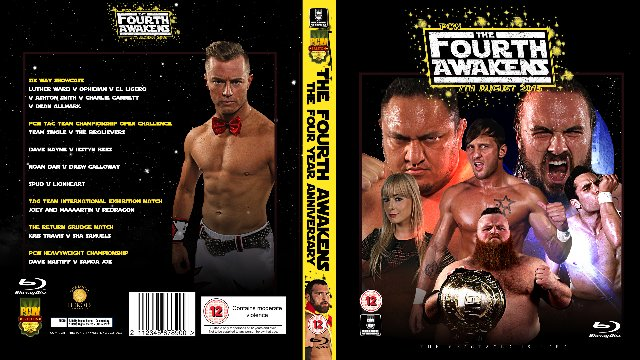 The 4th Awakens (PCW 4th Anniversary Show 2015)