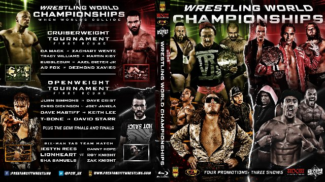 Wrestling World Championships 2016 SHOW 3