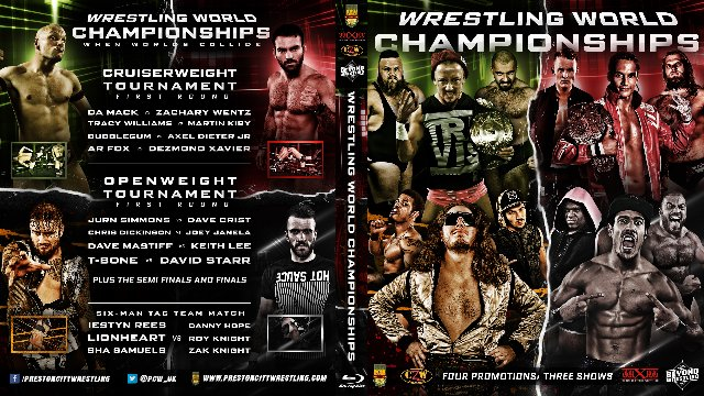 Wrestling World Championships 2016 SHOW 1