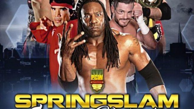 SpringSlam 2016 Supershow - Show One (of three)