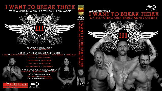 PCW I Want To Break Three