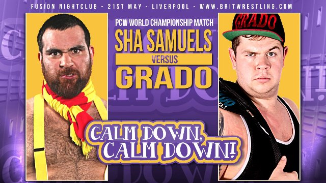 PCW in Liverpool - Calm Down, Calm Down