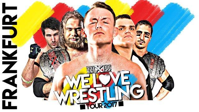 2017.04.29 wXw We Love Wrestling Tour 2017 Frankfurt