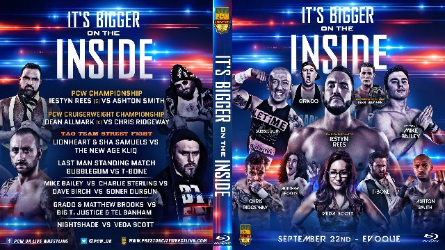 PCW Bigger On The Inside 22/09/17