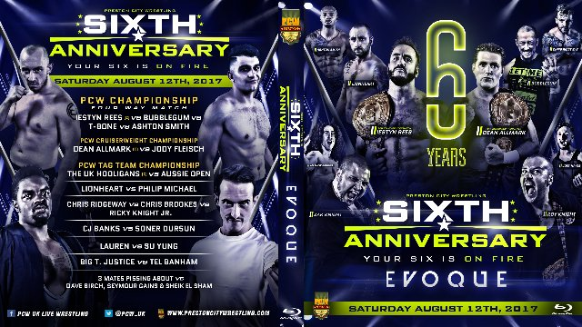 PCW 6th Anniversary....