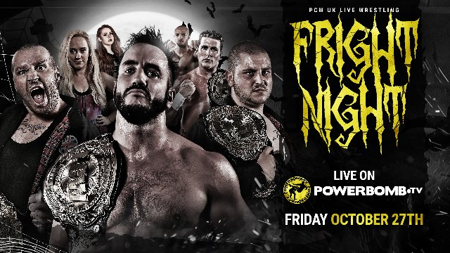PCW Fright Night 27/10/2017