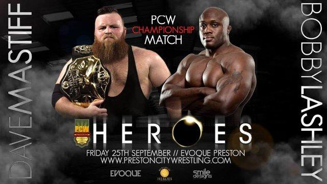 25/09/2015 - PCW Heroes