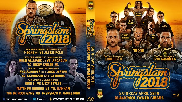 Springslam 2018
