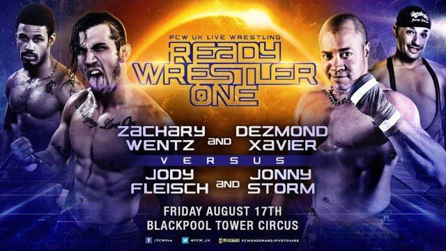 Ready Wrestler One - Aug 17th