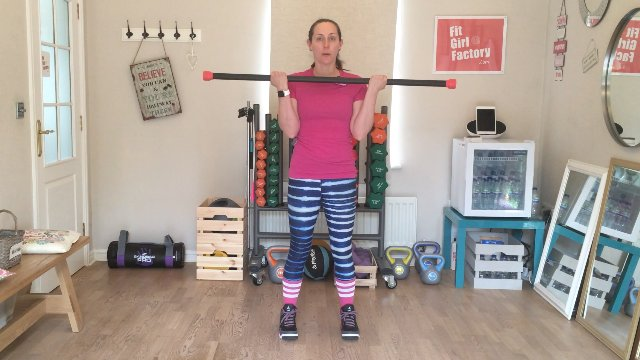 019 - Deadlift to Bicep Curl and Mountain Climbers