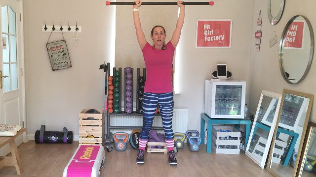 022 - Power Press and Toe Taps