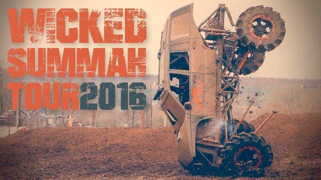 Wicked Summah Tour 2016