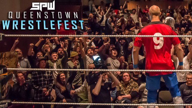 SPW Queenstown Wrestlefest 2017 - 15.07.17