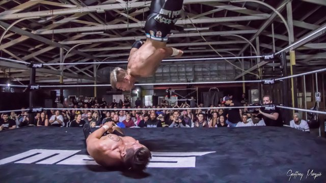 SPW Fight Nights: Episode 5 *SPECIAL EDITION* (ft Will Ospreay VS JK Moody)
