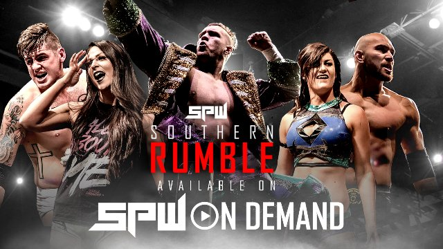 SPW Southern Rumble 2018 - 14/7/18