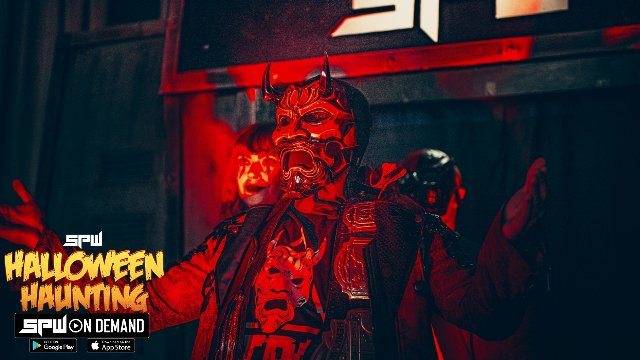 SPW Halloween Haunting 2020