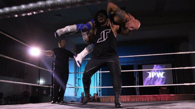 IPW CTRL ALT DELETE 2020: Jamie Tagataese VS Marcus Kool VS Charlie Roberts