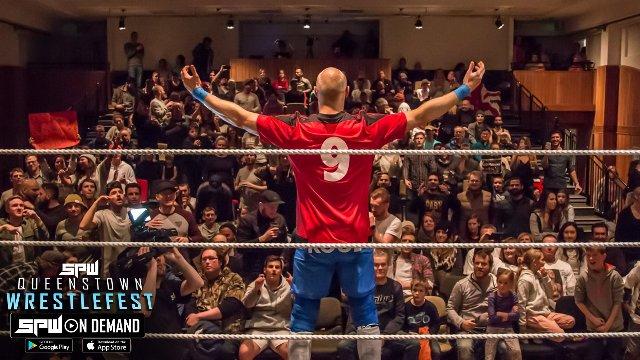 SPW Queenstown Wrestlefest 2017