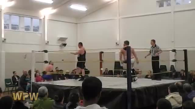 NZWPW - From the Vault - Sumo & Wrestling show - May 2014