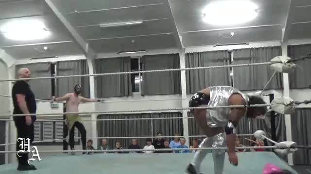 Live Pro Wrestling - March 24th 2018