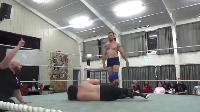Live Pro Wresting - June 16th 2018
