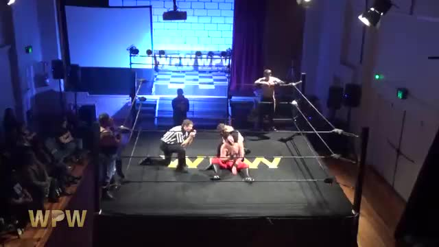 NZWPW - Friday Night Wrestling - June 15th 2018
