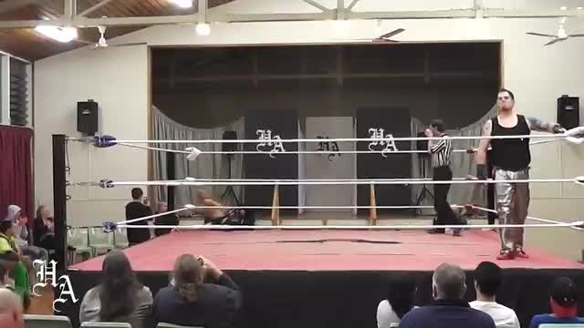 Live Professional Wrestling - October 25th 2014