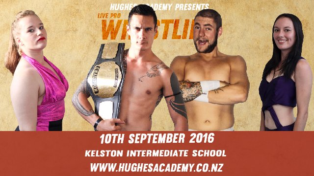 Live Professional Wrestling - September 10th 2016