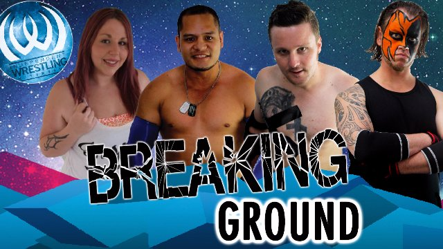 I.W.I - Breaking Ground