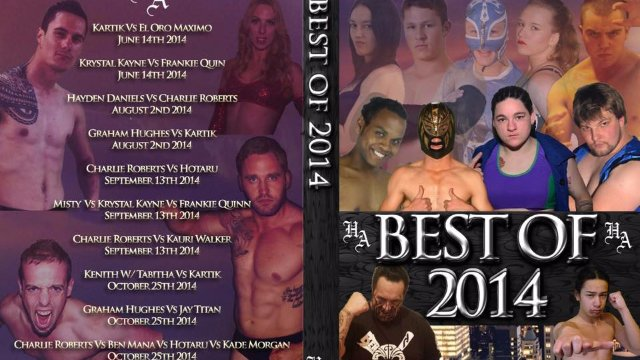 Hughes Academy - Best of 2014