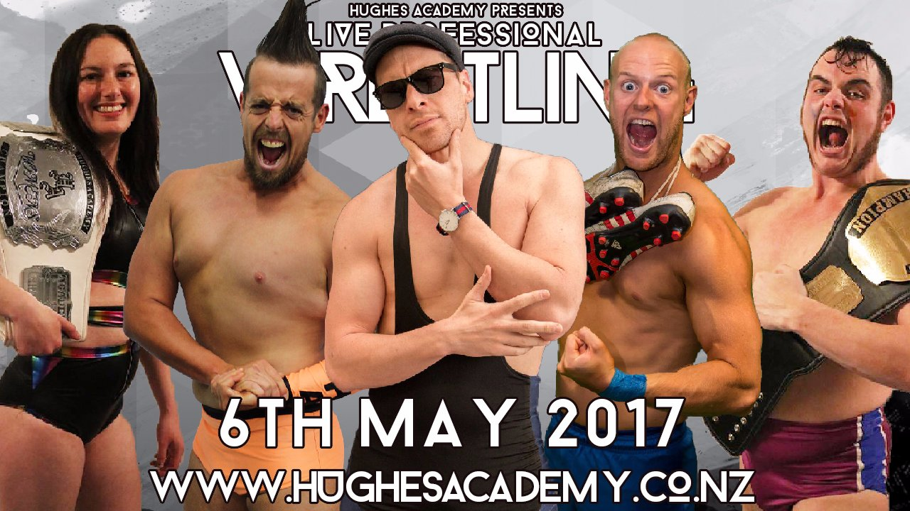 Live Pro Wrestling - May 6th 2017