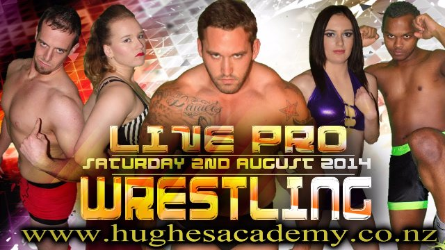 Live Pro Wrestling - August 2nd 2014