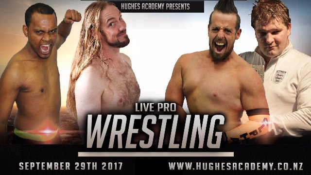 live Pro Wrestling - September 29th 2017