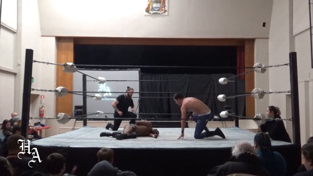 Live Pro Wrestling - August 17th 2019
