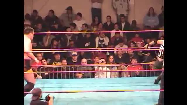 JAPW Caged Fury (3/26/05 Philadelphia, PA)