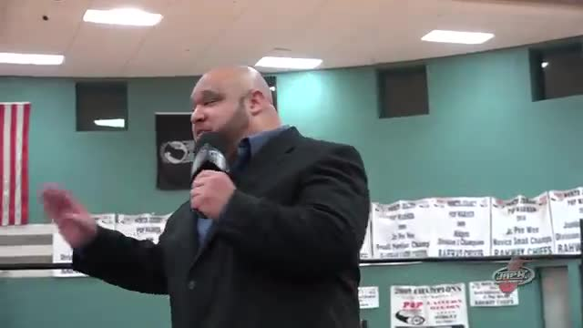 JAPW Hall of Fame Ceremony 2016 (11/12/16 Rahway, NJ)