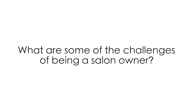 Challenges of a Salon Owner with Rosa