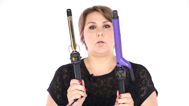 Curling Iron Basics