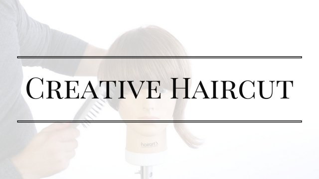 Creative Women's Haircut