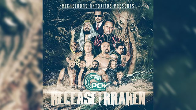 PCW ULTRA | RELEASE THE KRAKEN | 1.9.16
