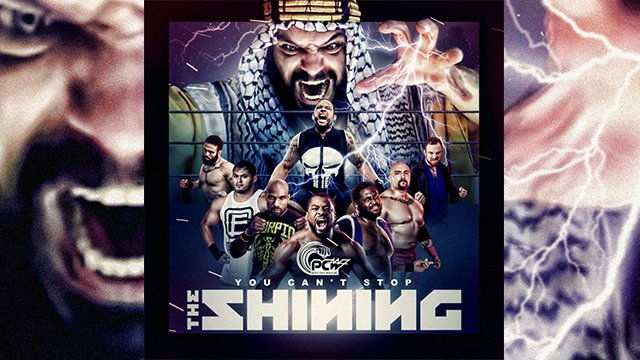 "PCW ""The Shining"" 3/26/16"