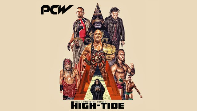 "PCW ""HIGH TIDE"" MVP vs Rob Van Dam (C) - 3/24/17"