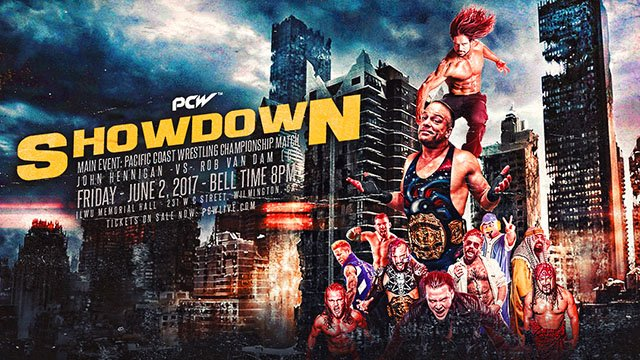 PCW ULTRA | SHOWDOWN | 6.2.17